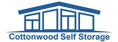 Cottonwood Self Storage footer logo