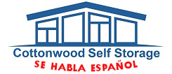 Cottonwood Self Storage logo